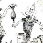 Археология в иллюстрация Боцмана