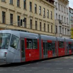 Транспорт и проездные в Праге
