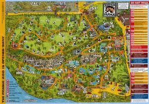 zoopraha map