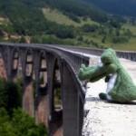 Кдакадила в Черногории