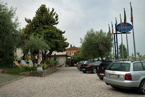 Fraderiana hotel