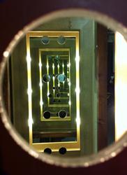 в музее Экспериментаниум