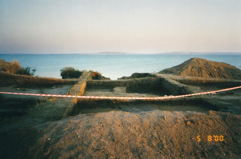 Археологическая экспедиция МПГУ, Патрей, 2000 год — фотоальбом