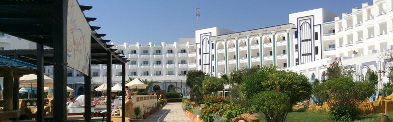 Chiraz Thalasso & Resort 3*, Тунис