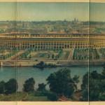 Москва конца 50-х в цветных фотографиях Грановского