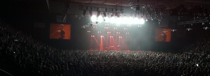 Moby в Лужниках, 08.06.2011