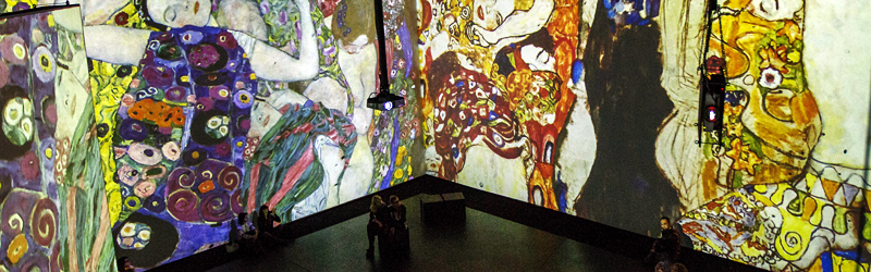 Выставка «Великие модернисты» в ArtPlay в Москве