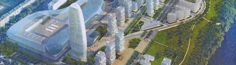 Возможное архитектурное будущее Самары