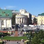 Пять коротких прогулок: «Московское варенье», Зарядье и пр.