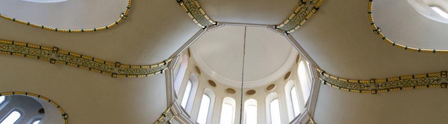 Церковь Святого Игоря Черниговского в Ново-Переделкино
