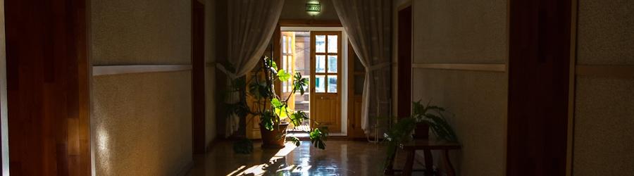 Гостиница Приокская в Рязани