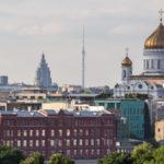 Музей и смотровая площадка парка Горького
