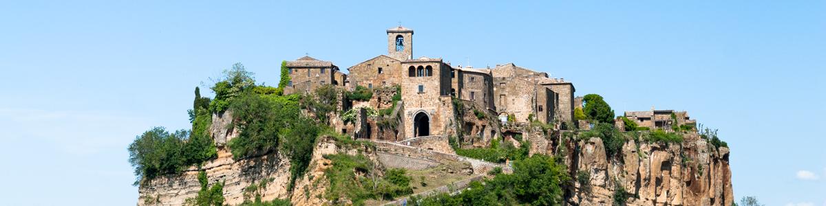 Италия-10, день 8: Чивита ди Баньореджо
