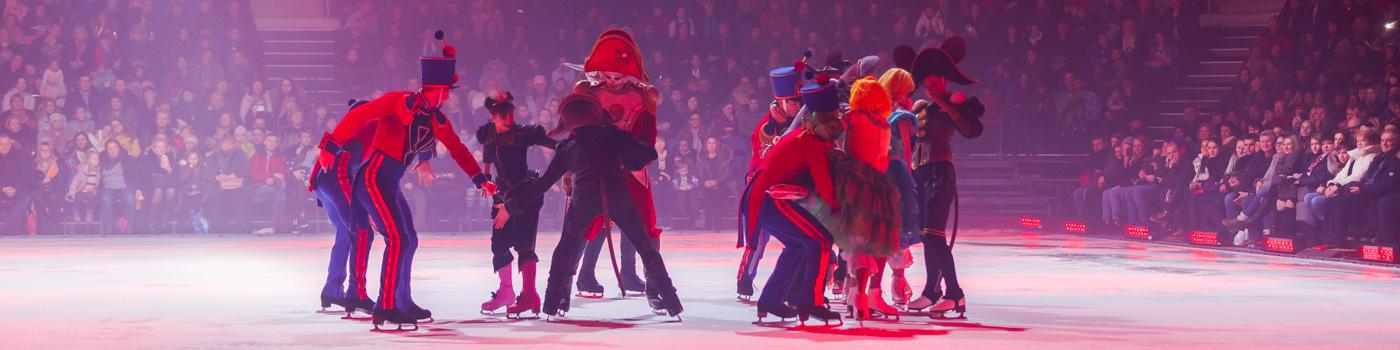 Ледовое шоу «Щелкунчик и мышиный король» Ильи Авербуха